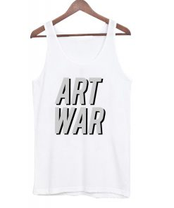 Art war tanktop