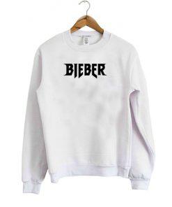 Bieber sweatshirt