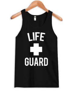 Lifeguard tanktop