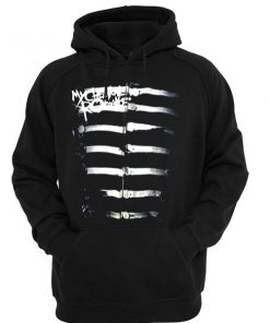 My Chemical Romance hoodie back