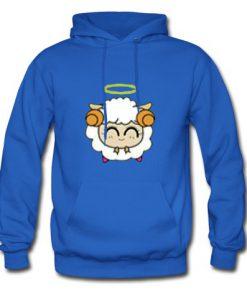 Sheep cute hoodie