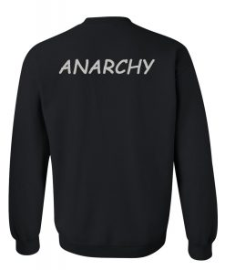 anarchy sweatshirt back