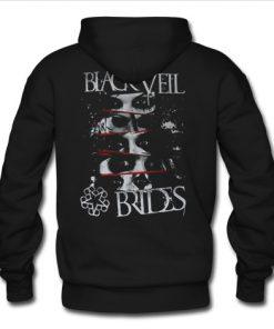 blackveil hoodie back
