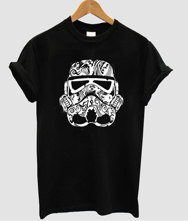 stormtrooper star wars t shirt. Black Bedroom Furniture Sets. Home Design Ideas