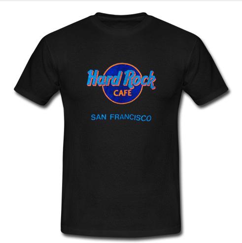 Hard Rock Cafe T Shirt Size