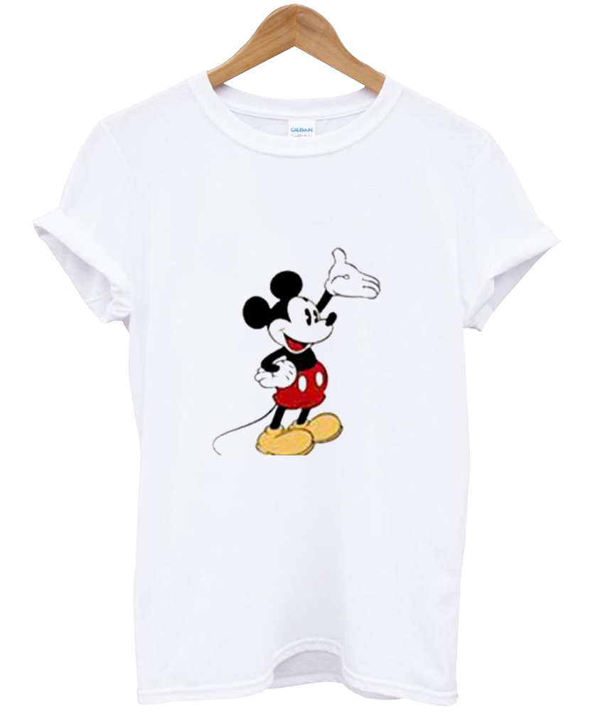 mickey mouse t shirt. Black Bedroom Furniture Sets. Home Design Ideas