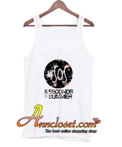 SOS 5 Seconds Summer Tank Top