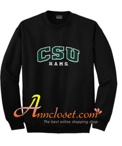 CSU Rams Sweatshirt