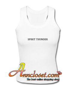 Spirit Thunder Tank Top