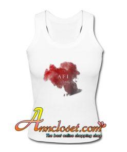 Afi Smoke Logo Tank Top