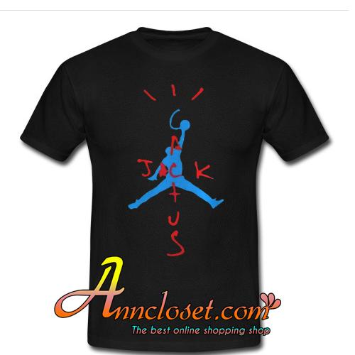 Cactus Jack Jordan T Shirt