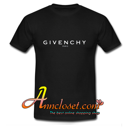 5fe19a86711f8a Givenchy T Shirt – Givenchy Paris Shirt for Men and Women – Givenchy  Inspired tshirt