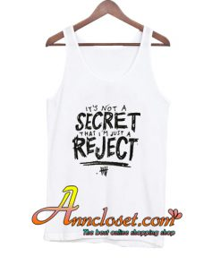 5 Seconds of Summer 5SOS REJECTS tank top