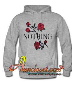 Nothing Flower hoodie