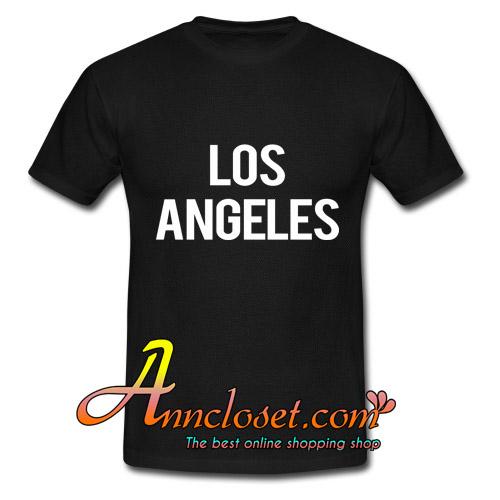 c52600bf los angeles tshirt back (b)