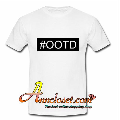 #OOTD Unisex tshirt