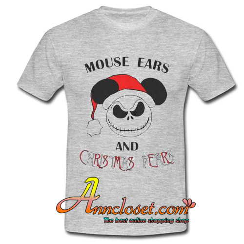 Mouse Ears and Christmas Fears