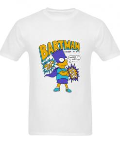 1990 bootleg Bart Simpson Bartman
