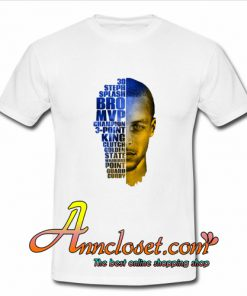 Golden State Steph Curry T-Shirt At