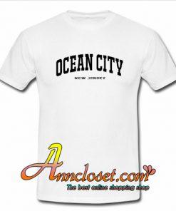 Ocean City New Jersey T Shirt At