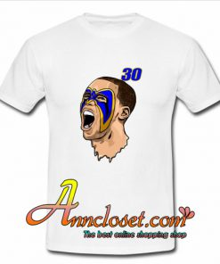 Steph Curry Warriors T-Shirt At