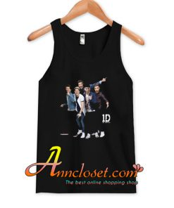 1D One Direction Tank Top At