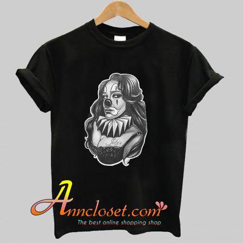 Joker Baby Girl T-Shirt At