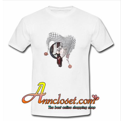Joker girl T Shirt At