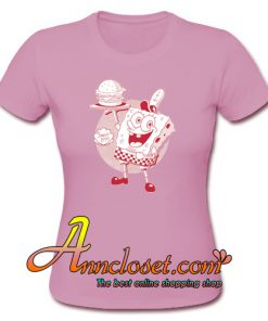 (Sponge)Bob's Big Boy DARK T Shirt At