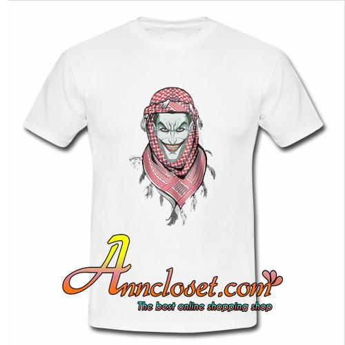 saudi joker Women Graphic T-Shirt At