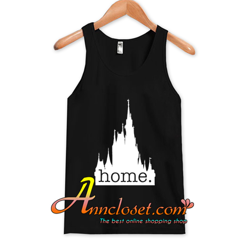 Disney World is my home Tank Top At