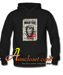 The Joker 'Wanted Poster' Hoodie At