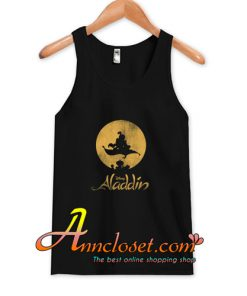 Aladdin Carpet Ride Tank Top At