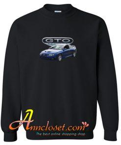 2006 blue GTO Crewneck Sweatshirt At