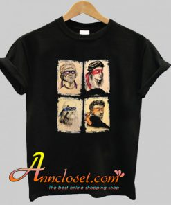 Science In Ninja Turtles Mask T Shirt At