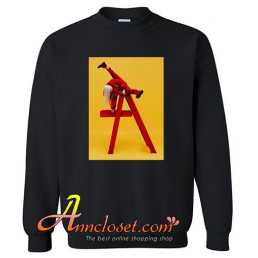 Billie Eilish Logo Sweatshirt At
