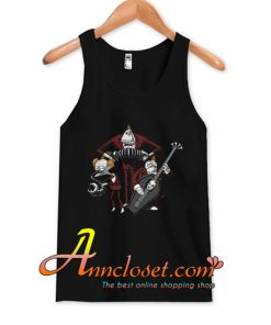 Jack Skellington in Music Tank Top At