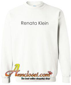 Renata Klein Sweatshirt At