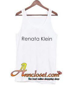 Renata Klein Tank Top At