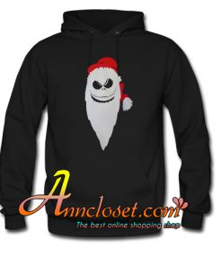 Santa Skeleton Christmas Hoodie At