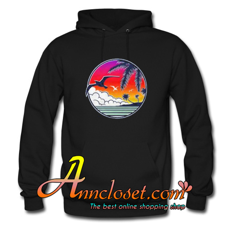 The Sea Wants To Kiss Hoodie At