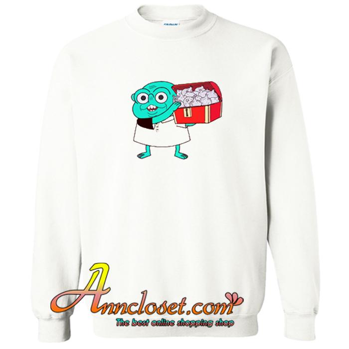 12 Forever Fanart, Borbo, Netflix Crewneck Sweatshirt At