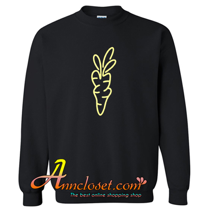 Carrots Chamomile Logo Sweatshirt At