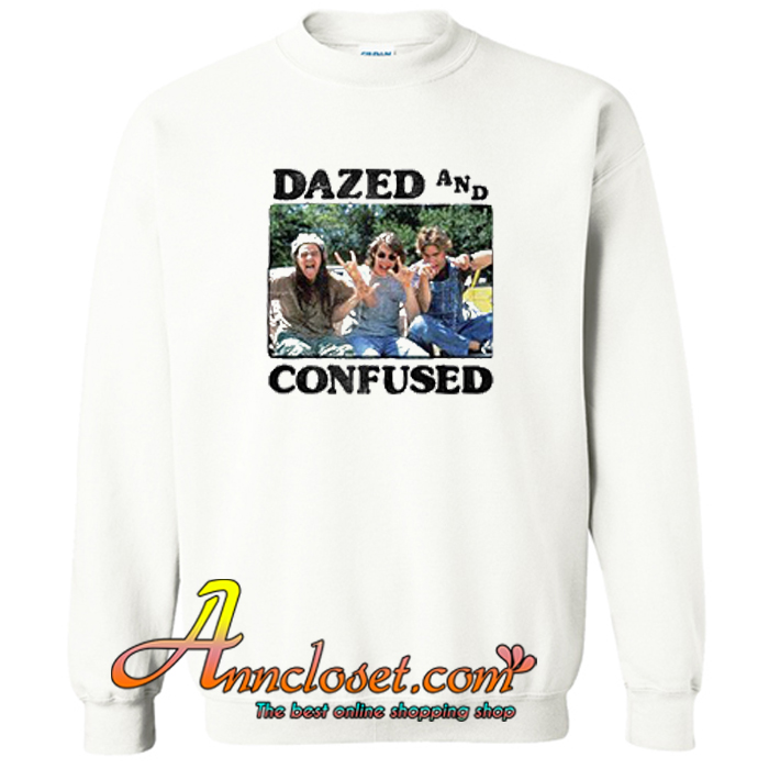 Dazed And Confused Sweatshirt At