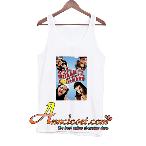 Dazed and Confused Movie Tank Top At