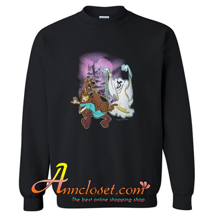 Scooby-Doo Shaggy Munchies Sweatshirt At