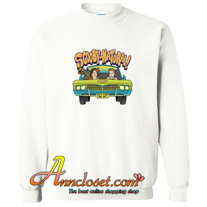 Scooby Supernatural Sweatshirt At