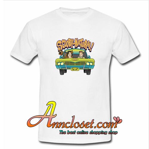 Scooby Supernatural T-Shirt At