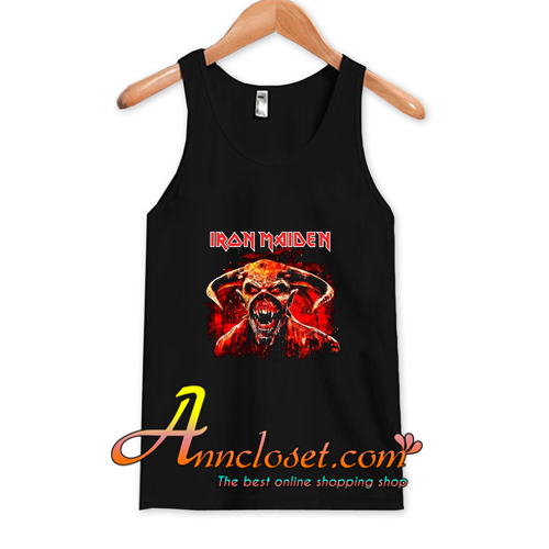 Iron Maiden Legacy Of The Beast 2019 Tour Tank Top At