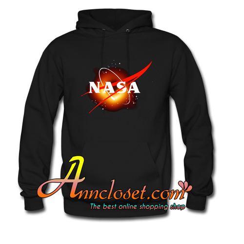 Nasa Cosmic Hoodie At